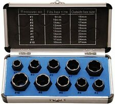 Cassette 10 Buss. Extr. Att.3/8 - Code Bgs20210 Kraftmann atelier