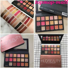 Huda Beauty Rose Gold Remastered Palette Eye Shadow 18 Colours