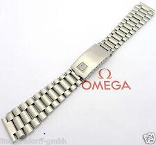 Omega Bracciale in acciaio inox-RIF 1162-715 - 1970 er - 18 mm-BRACELET