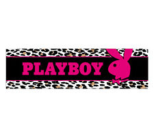 PLAYBOY BUNNY BAR RUNNER - Mouse Pad Glass Mat Movie Magazine Poster