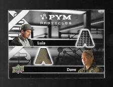 Ant-Man 2015 Pym Proticles Dual Memorabilia Costume card PT2-LD Luis & Dave