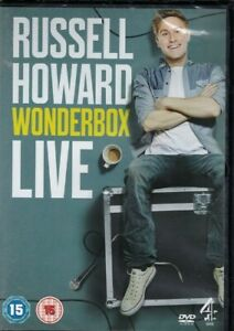 Russell Howard: Wonderbox Live [DVD, 2014]