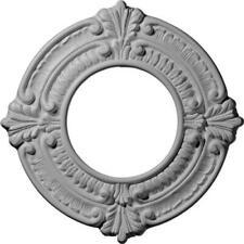 Ekena Millwork CM09BN Benson Ceiling Medallion, 9