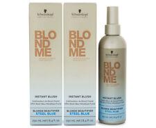 2 x Schwarzkopf Blond Me Instant Blush Blonde Beautifier Strawberry 250mL New