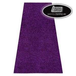 Moderne Läufer violett Teppich Korridor Flur Diele Breite 50, 60 70 80, 90 100cm