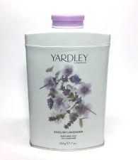 Yardley Anglais Lavande Parfumé Talc 200gr Parfumé Talc