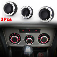 FIT FOR VW JETTA GOLF MK5 TIGUAN PASSAT B6  EOS SWITCH KNOB HEATER BUTTONS COVER
