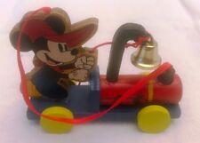 Mickey Mouse Train ornament
