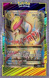 M Roucarnage EX FA - XY12:Evolutions - 105/108 - Carte Pokemon Neuve Française