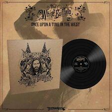 "The White Buffalo ""Once Upon A Time In The West"" Noir Vinyle - NEW"