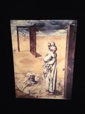 "Dorothea Tanning ""Maternity 1946"" Max Ernst, Surrealist Art 35mm Glass Slide"