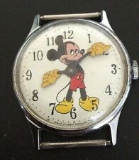 Disney Early 70s Vtg MICKEY MOUSE Watch -