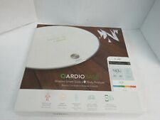 QardioBase Smart Digital Bathroom Scale: Qardio Fitness, BMI, Weight & Body Comp