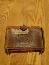 1904 Us Military Rock Island Arsenal McKeever Ammo Pouch