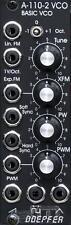 Doepfer A-110-2v Basic VCO Vintage : Eurorack Module : NEW : [DETROIT MODULAR]