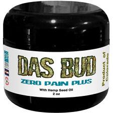 Zero Pain Hemp Seed Oil Lotion organic msm arnica turmeric menthol boswellia