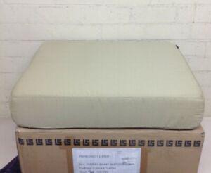 Pack of (2) LoveSac Series 5 Khaki Sactional Inner Seat Cushion