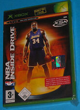 NBA Inside Drive 2004 - Microsoft XBOX - PAL New Nuovo Sealed