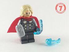 LEGO Minifigures Thor NEW-from Avengers Speeder Bike Attack set 76142