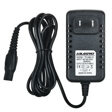 15V 0.36A Ac Adapter Charger for Philips Shaver Rq series Rq1275 Rq1295 Rq1296