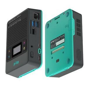 pi-top [4] DIY Edition, Gehäuse mit eingebautem Akku, Energiemanagement, Kühlung