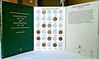 1880-1909 Indian Head Cent 12-Coin Collection / Lot w/ Folder