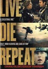 Live Die Repeat Edge of Tomorrow - DVD Region 1