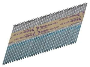3.1x90mm IM350 Smooth Nails Galv-Plus Finish Box of 2200 +2 Fuel Cells PAS141234
