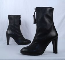 NEW!! Stuart Weitzman High Ankle Boot- Black- Size 10 M $650 (B31)