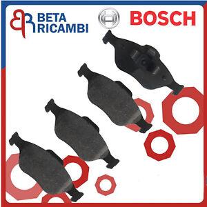 Pastiglie Freno Ford Fiesta V dal 2001> Fusion Anteriori Bosch 0986424558