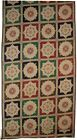 Oversized Flat-Weave Multicolored 11X31 Aubusson Chinese Oriental Rug Carpet