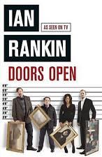 Doors Open, Rankin, Ian, Paperback, New