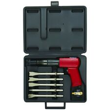 Chicago Pneumatic 7150k Heavy Duty Pistol Grip Air Hammer Kit With Chisels