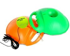Tennis Training Singles Practice Tool Ball Elastic Rope Portable Pick New Hopper
