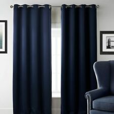 Modern Curtains Long Blackout Panel Home Decors For Living Room Bedroom Windows