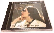 VERY RARE - NANA MOUSKOURI I ENDEKATI ENTOLI PHILIPS MUSIC CD 1987 USA
