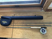 Cabelas Fly Rod Combo - 9' 6wt Synch Rod - Rls 2+ Reel