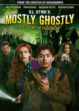 R.L. STINE'S MOSTLY GHOSTLY: HAVE YOU MET MY GHOULFRIEND 2014 DVD >NEW<
