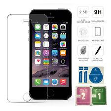0,2 mm iPhone 5 5s 5c se blindato 9h proteggi schermo vetro reale duro