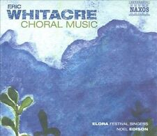 Eric Whitacre: Choral Music 2010 by Eric Whitacre; Noel Edison . EXLIBRARY