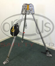 Abtech Confined Space Rescue Tripod and 15m Fall Arrest Retriever Inc. VAT