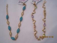 Fashion Bracelet Chains - fashionable styles with zircon stones