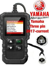 Yamaha  N-Max 125 2017-2020  FI OBD fault code scanner diagnostic tool