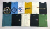 Men's Brixton Premium Fit Cotton Poly Blend T-Shirt