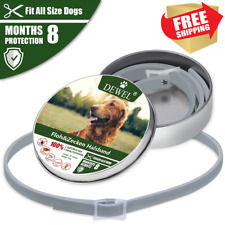Flea and Tick Collar for Large Dog 8 Months Protection [Free Shipping]