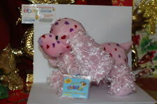 WEBKINZ LOVE SPANIEL.COMES WITH SEALED/UNUSED CODE/TAG-NICE GIFT