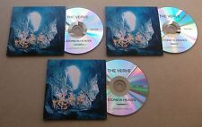 THE VERVE A Storm In Heaven Deluxe Edition 2016 UK numbered 33trk promo 3-CD set