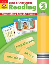 Skill Sharpeners Reading Grade 2 by Evan-Moor Educational Publishers