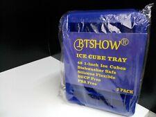 48 x 1 Inch Ice Cube - 2 Trays