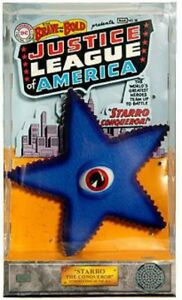 DC JLA Starro the Conqueror Exclusive Action Figure Set
